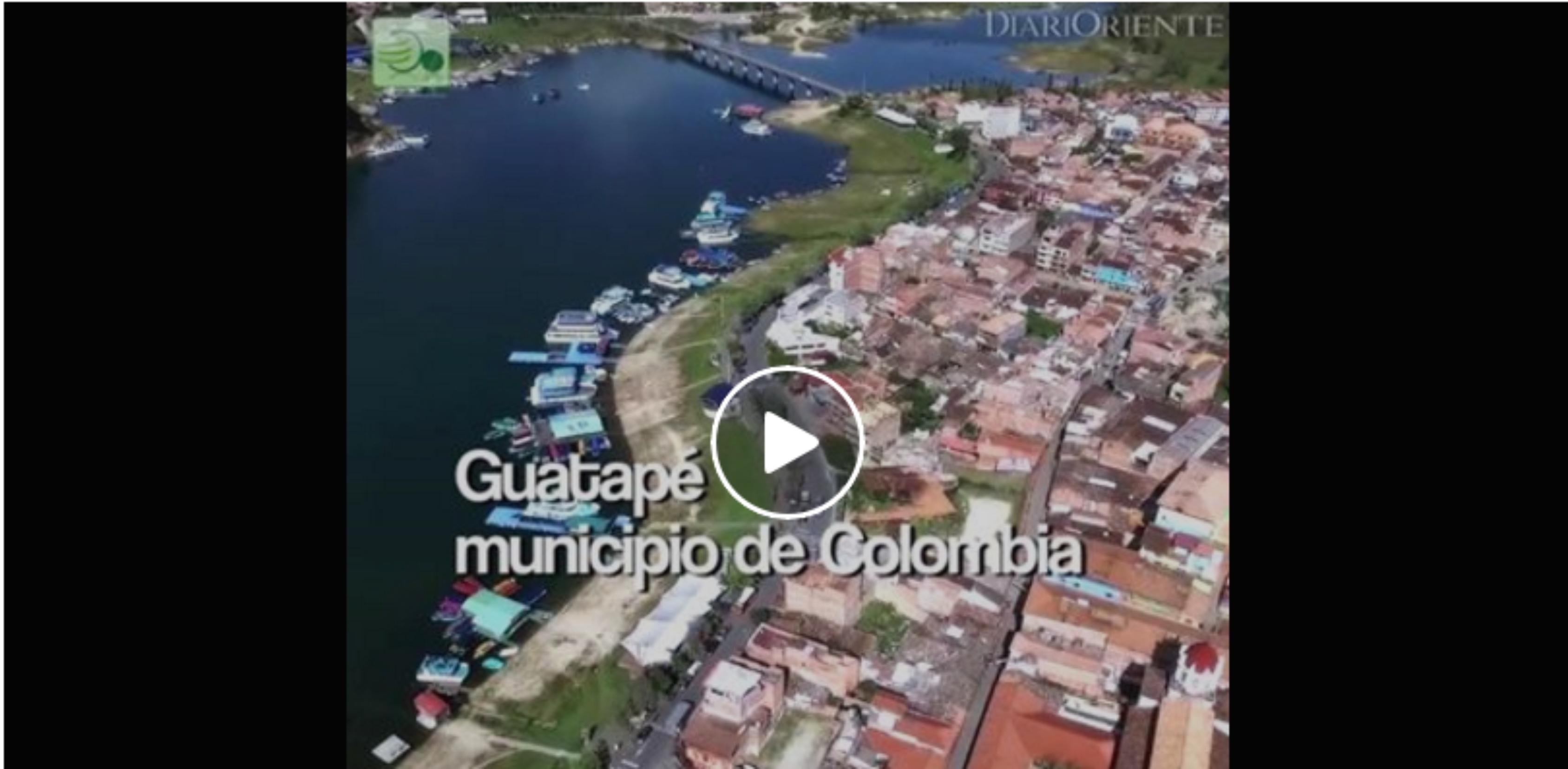 "Photo of Guatapé ""Paraíso Turístico de Antioquia"""