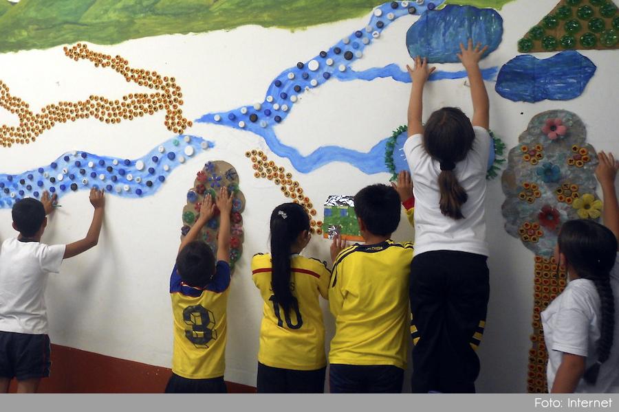 Photo of Empresa Privada y la Administración Municipal de Sonsón se unen para mejorar escuela rural
