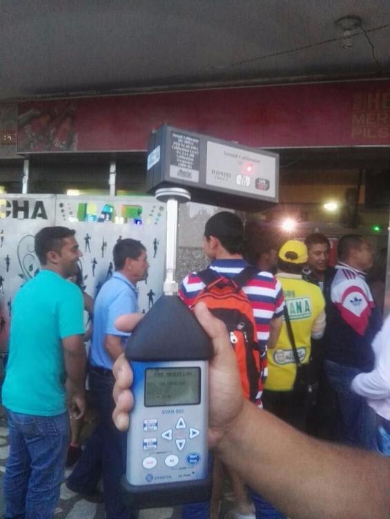 Photo of Se abre proceso a 19 establecimientos por excederse en ruido