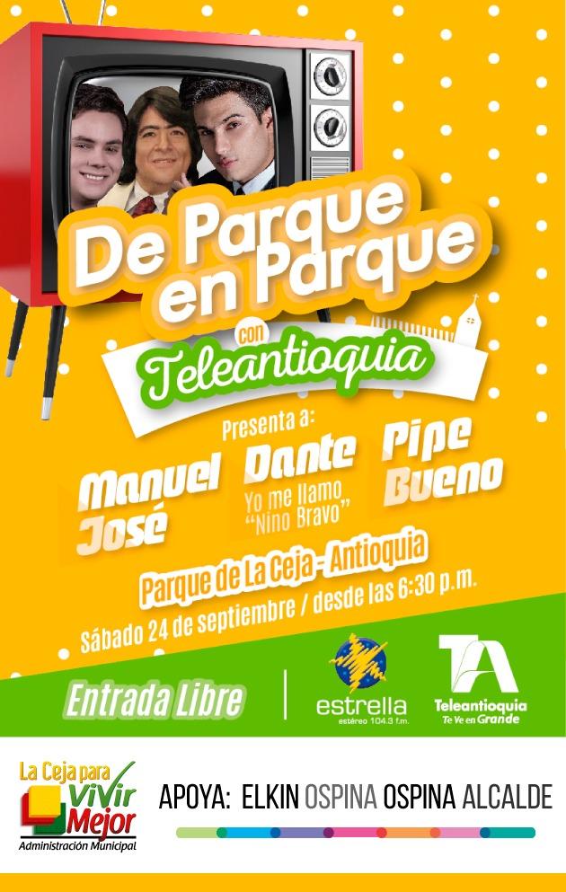 Photo of Dos grandes eventos este fin de semana en La Ceja