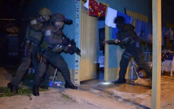 Photo of Policía desmantela la banda «los Cardona»