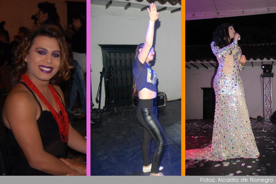 Photo of En Rionegro se conmemoró el día internacional de la diversidad sexual