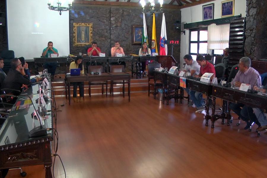 Photo of Concejo Municipal de Rionegro inicia último período de sesiones