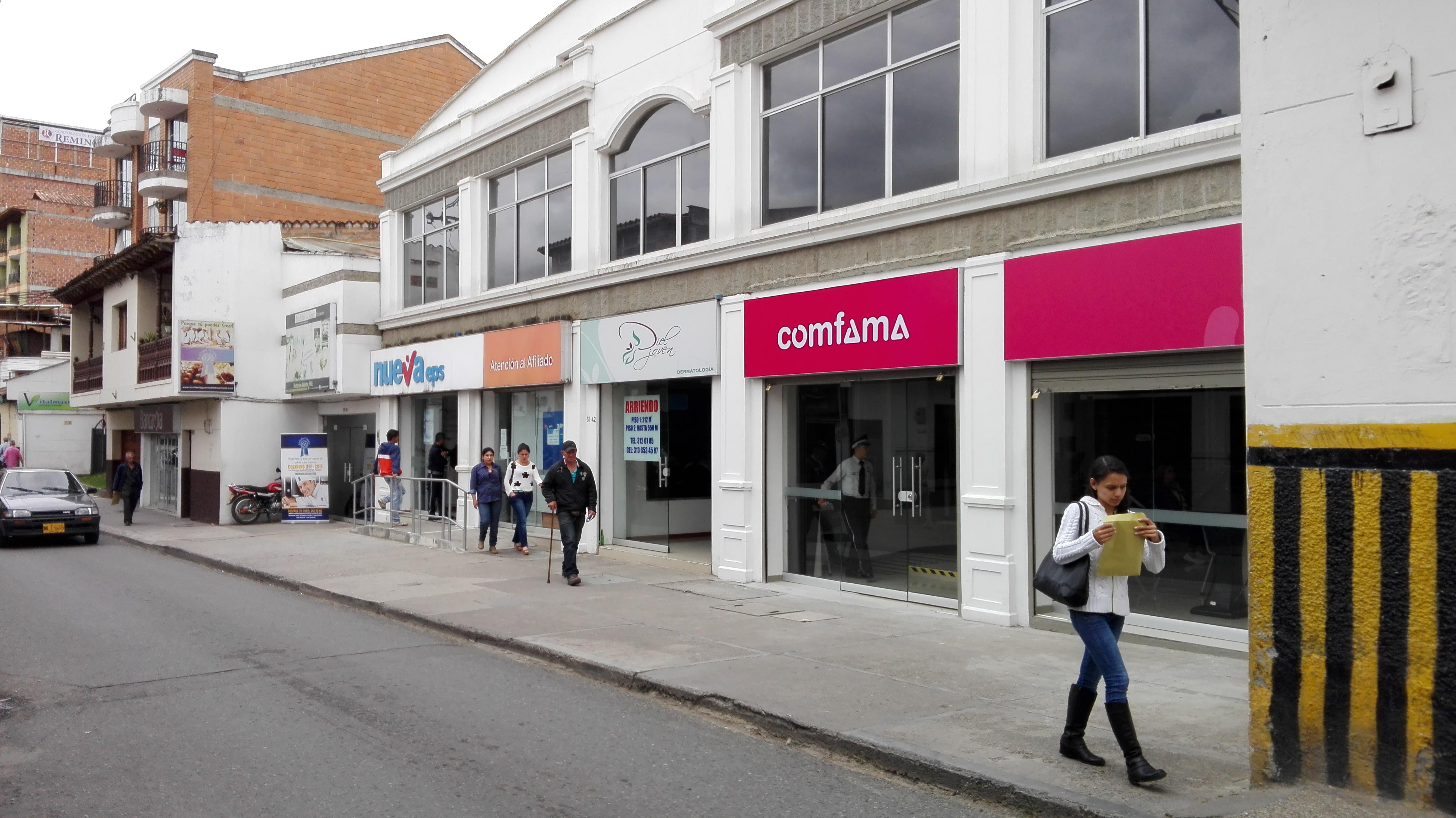 Photo of En Rionegro, ya está en funcionamiento el nuevo centro de servicios de Comfama