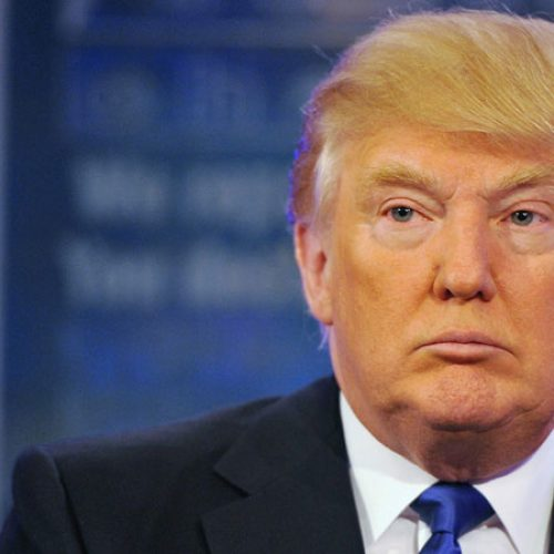 Dunald Trump se la juega esta noche. El todo por el todo