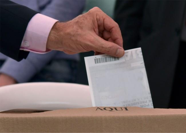 Photo of Así votaron los colombianos en el exterior