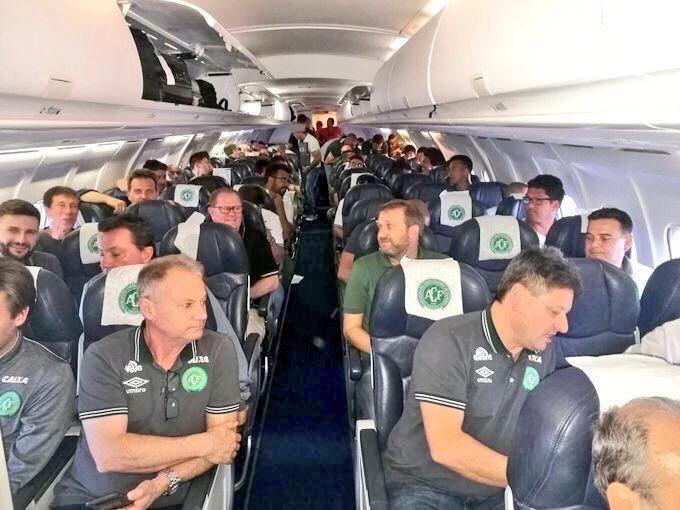 Photo of 75 Personas fallecidas deja el siniestro del Avión que transportaba a Chapecoense