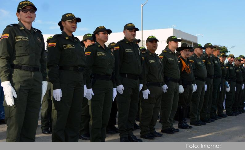 Photo of En Sonsón se realizó homenaje a la Policía Nacional por sus 125 años.