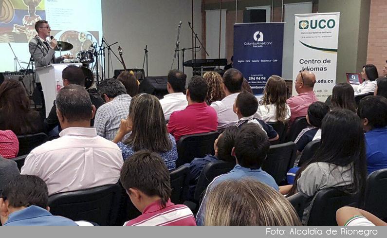 Photo of Administracion municipal lanza programa Rionegro Bilingüe