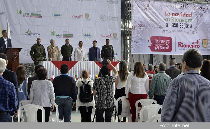 Photo of Se realizó en Rionegro el encuentro de dirigentes del Oriente Antioqueño