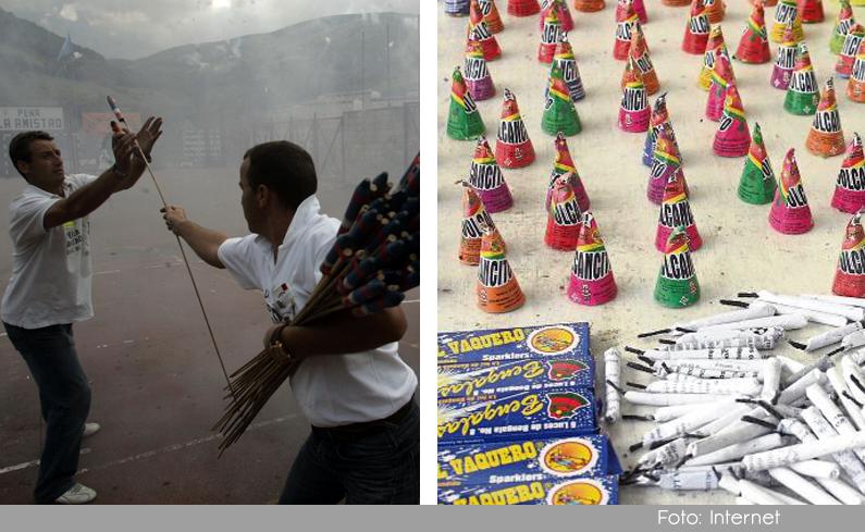Photo of Se prohíbe el uso y venta de pólvora en Rionegro