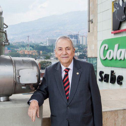 Luego de 43 años Jenaro Pérez renuncia  a la gerencia de Colanta