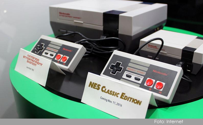 Photo of Llega al mercado la Nintendo NES Classic Edition