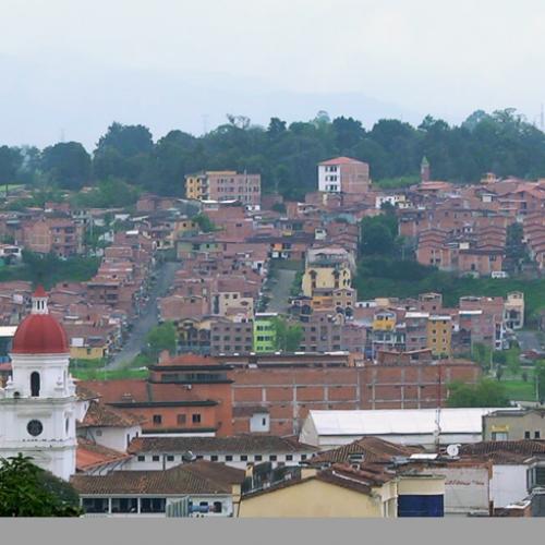 Estudio realizado por la UCO planifica la movilidad de Rionegro para los próximos 30 años