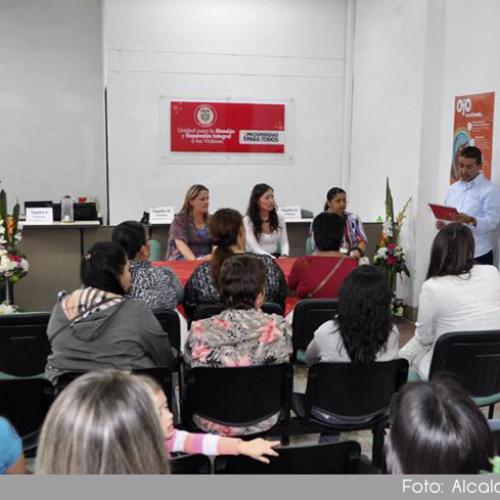En Rionegro, se abre una nueva sede para la atención a víctimas