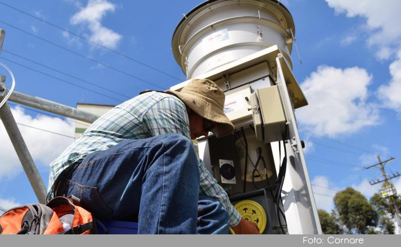 Photo of Cornare instaló 4 estaciones para medir la calidad del aire en el Oriente Antioqueño