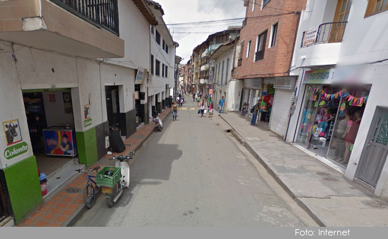 Photo of Semipeatonalización de la Calle del Comercio, llevará zócalos que cuenten la historia de El Santuario