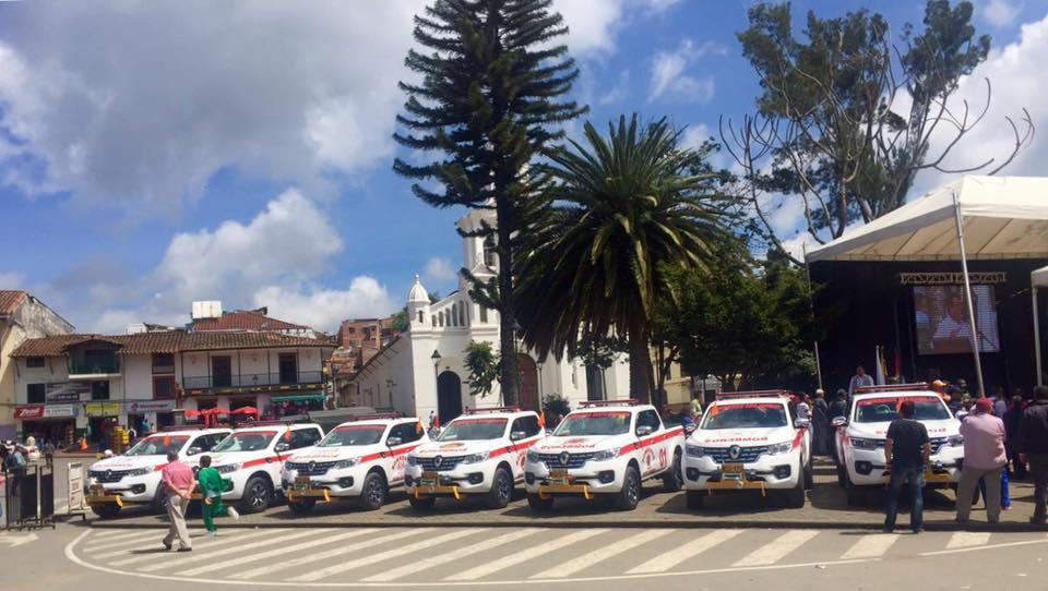 Photo of 7 unidades móviles fueron entregadas para la mitigación de incendios forestales en el Oriente Antioqueño