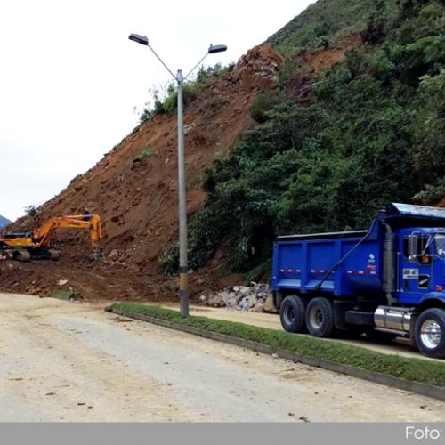 No hay fecha estimada para apertura de la autopista Medellín – Bogotá