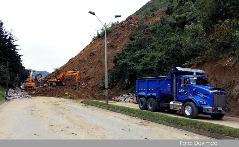 Photo of No hay fecha estimada para apertura de la autopista Medellín – Bogotá