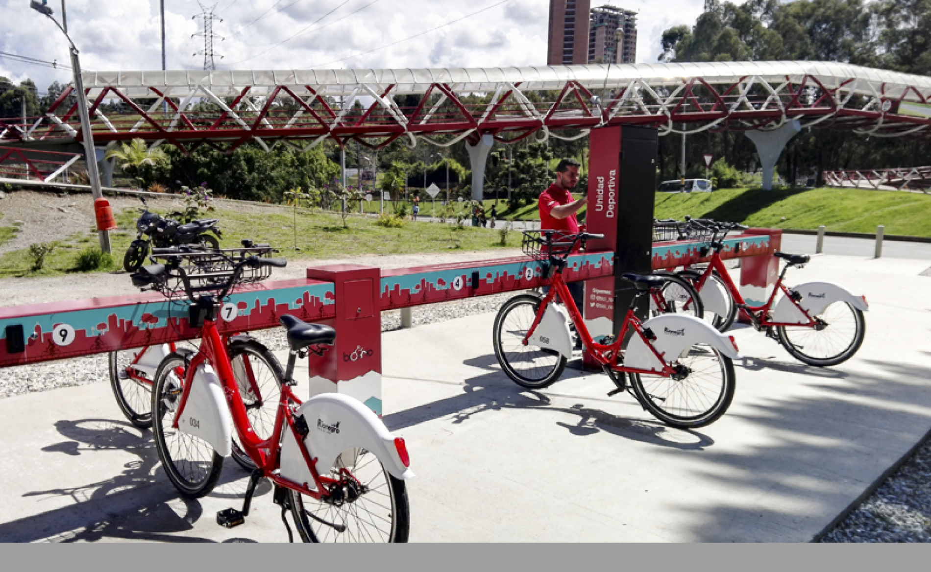 En Rionegro se puede viajar gratis en Bici-río por toda la ciudad ¿Cómo funciona?