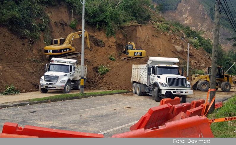 Photo of El viernes estaría habilitada en su totalidad la autopista Medellín – Bogotá