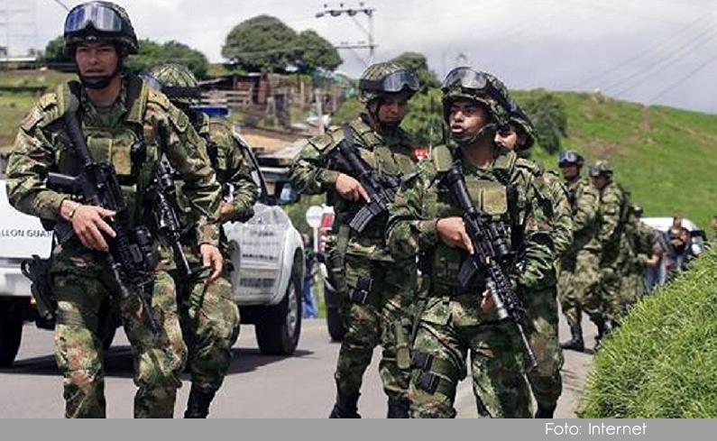 Photo of El Ejército Nacional incautó dos depósitos ilegales de armas en el municipio de San Francisco