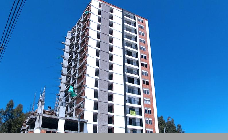 Photo of Afectados del edificio Altos del Lago en Rionegro, sin respuestas por parte de la constructora ni de la alcaldía.