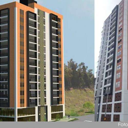Gestión del Riesgo de Rionegro ordenó la evacuación del edificio Altos del Lago