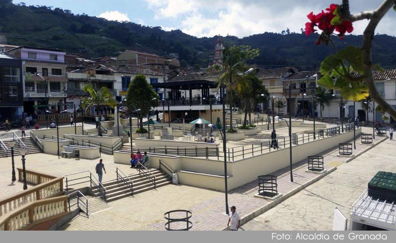 Photo of Finalizó la remodelación del parque principal de Granada y ya está al servicio de la comunidad