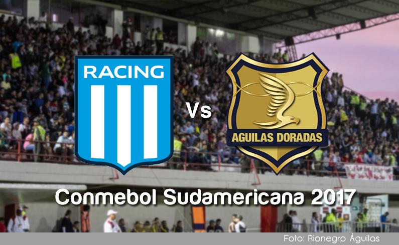 Photo of En el estadio Alberto Grisales terminará la serie entre Rionegro Águilas y Racing, por la primera fase de la Copa Sudamericana