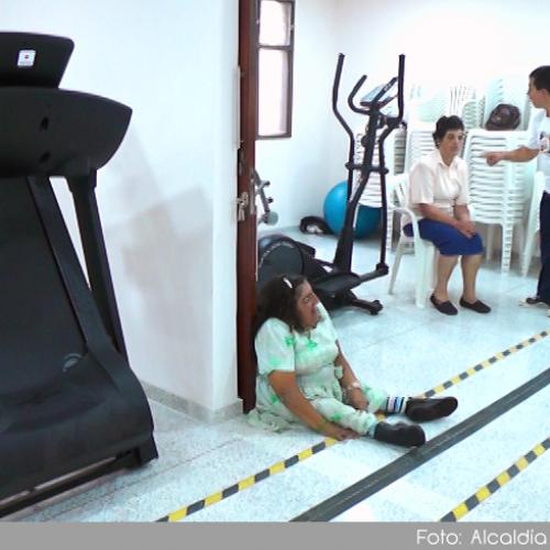 En Granada, se hizo entrega de un aula donde se beneficiarán más de 500 personas con discapacidad