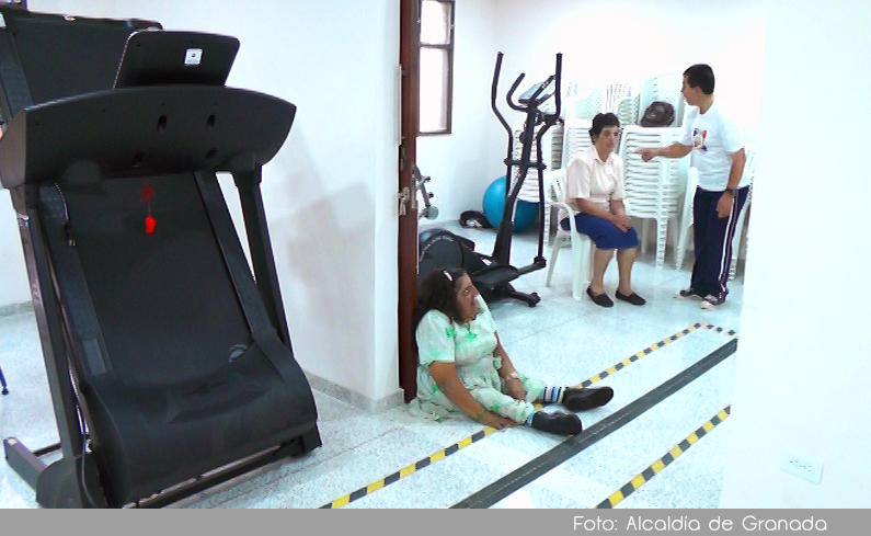 Photo of En Granada, se hizo entrega de un aula donde se beneficiarán más de 500 personas con discapacidad