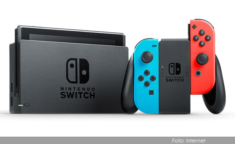 Photo of Nintendo saca a la venta su nueva consola Switch