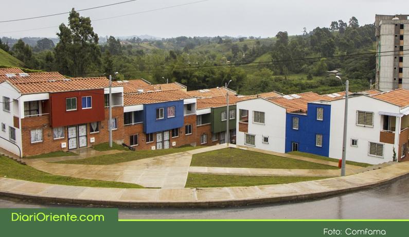 Photo of 172 familias del municipio de Marinilla ya tienen su casa propia.