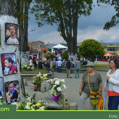 En La Unión, se realiza campaña para recoger fondos y construir el parque Santo y Complejo deportivo Cerro Chapecoense