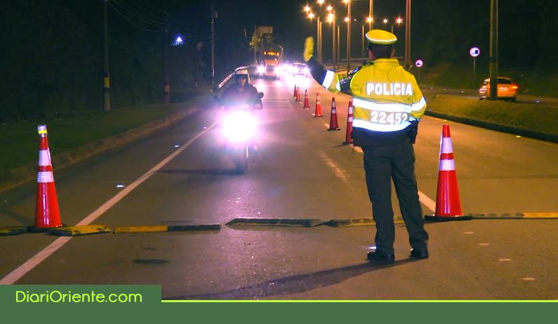 Photo of Autoridades de Rionegro realizaron operativo contra el hurto de motocicletas
