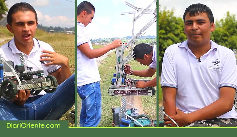 Photo of Jóvenes de La Unión, viajaron a EE.UU a representar el país en el mundial de robótica