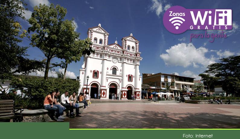 """Photo of El proyecto """"Zona Wifi Gratis para la Gente"""" ya está funcionando en Guatapé"""