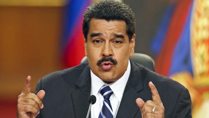 Photo of Maduro amenaza con sacar toda la verdad acerca del proceso de paz