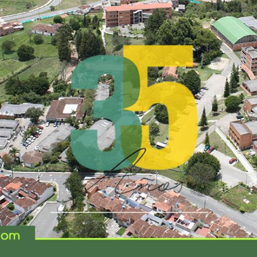 La UCO, el alma mater del Oriente Antioqueño celebra 35 años de historia