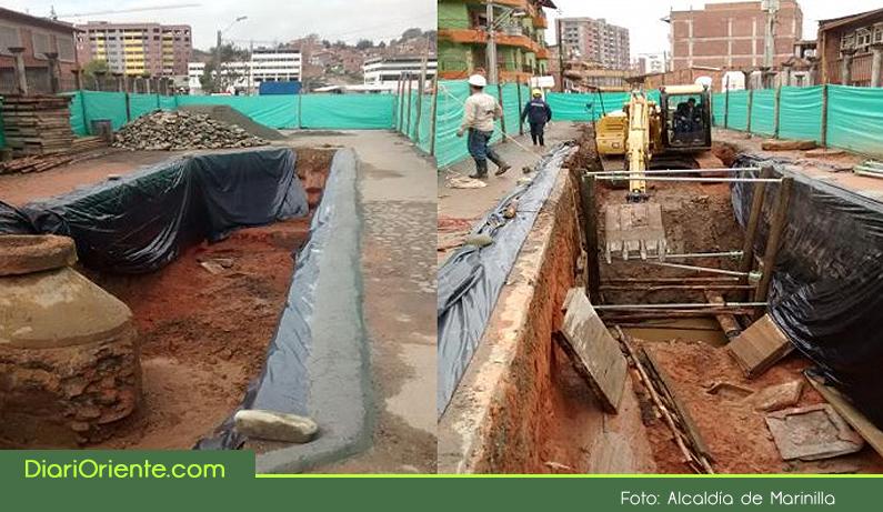 Photo of En Marinilla, avanza la construcción de Box Culvert para prevenir inundaciones en temporada invernal