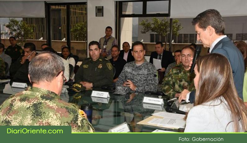 Photo of Gobernación de Antioquia firmó convenio con la Fuerza Aérea para promover la seguridad en la región