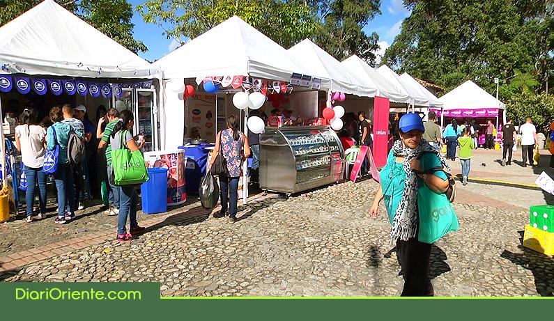 Photo of Con éxito se llevó a cabo en el municipio de Rionegro la Feria Expotiendas 2017
