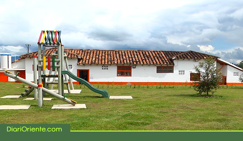 Photo of Nuevo CDI en Rionegro, atiende integralmente 150 niños entre los 0 y 5 años de edad
