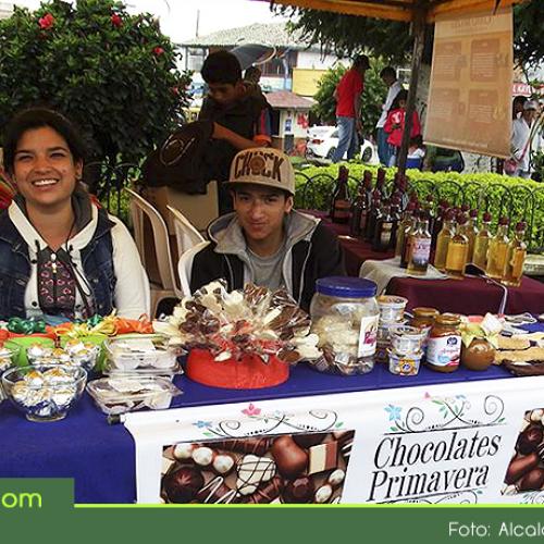 En La Unión, se realiza la Feria Empresarial y Cultural para apoyar a los emprendedores