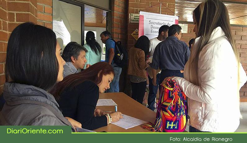 Photo of En Rionegro se abre la segunda convocatoria para el fondo emprender, que cuenta con $2.900 millones