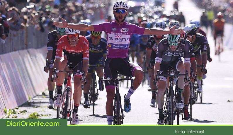 Photo of El Oriente Antioqueño vibró con las victorias del cejeño Fernando Gaviria en el Giro de Italia