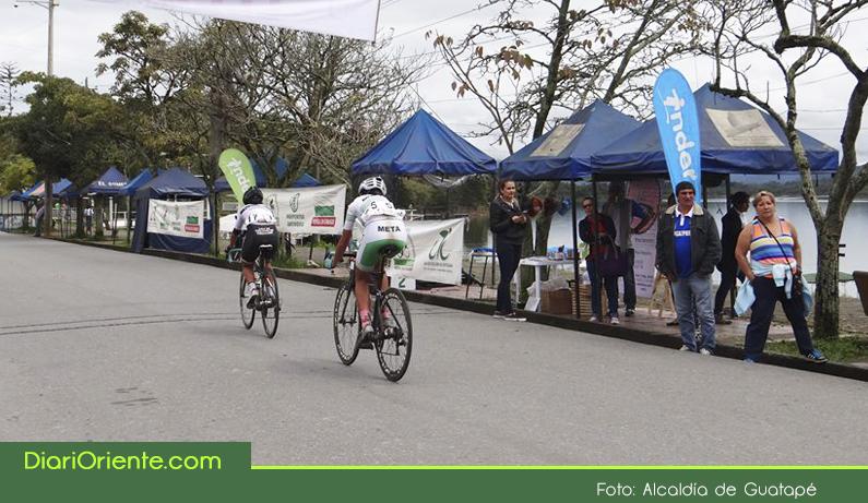 Photo of Terminó con éxito en Guatapé las competencias del campeonato nacional juvenil de ruta