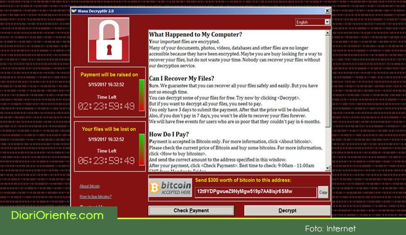 Photo of El virus WannaCry muta y puede haber nueva oleada de ataques